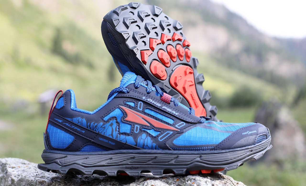 Altra Lone Peak 4 Patika koşusu ayakkabısı
