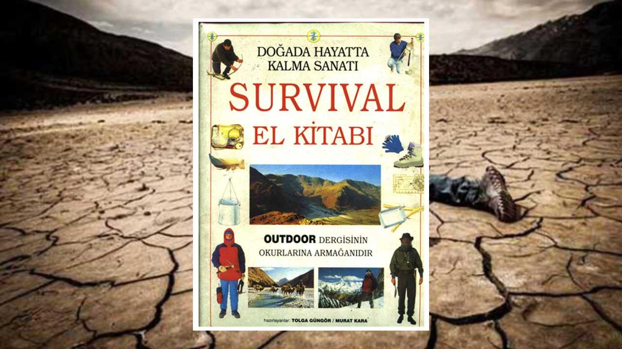 hayatta kalma survival kitabı