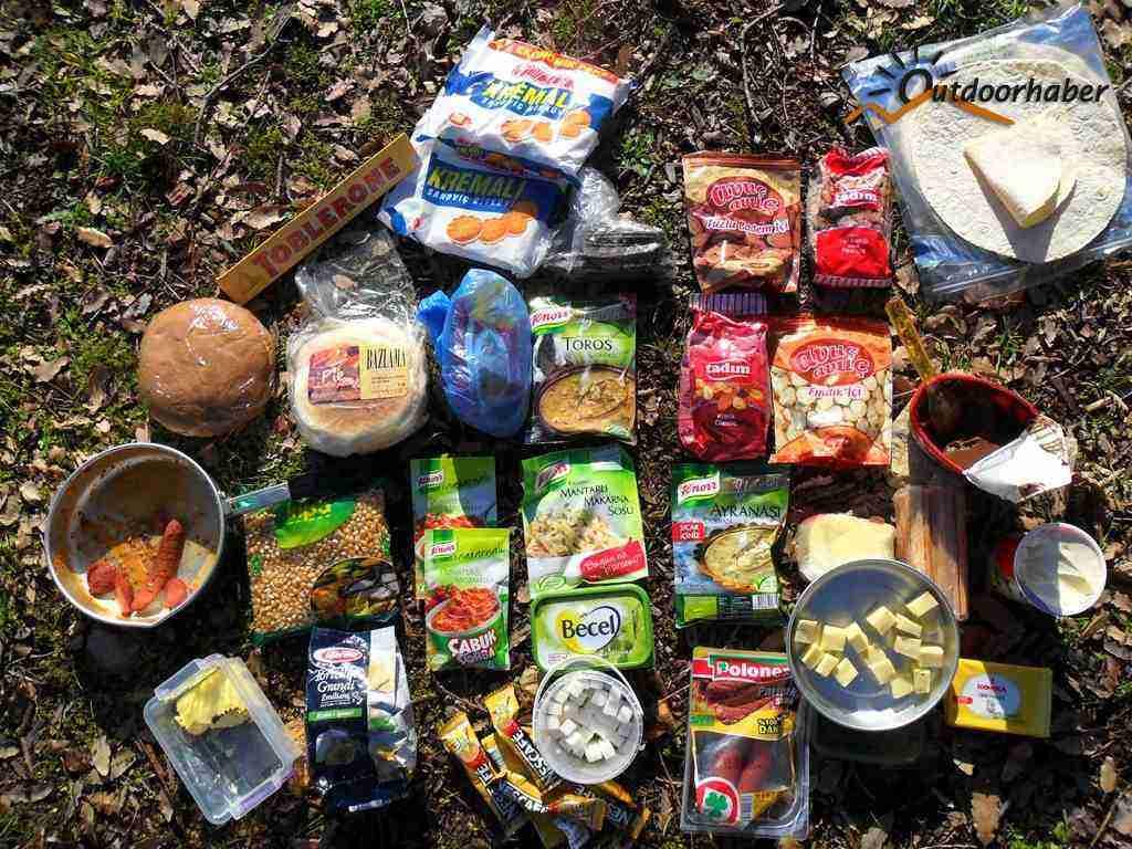 Haddinden fazla gıda taşımak