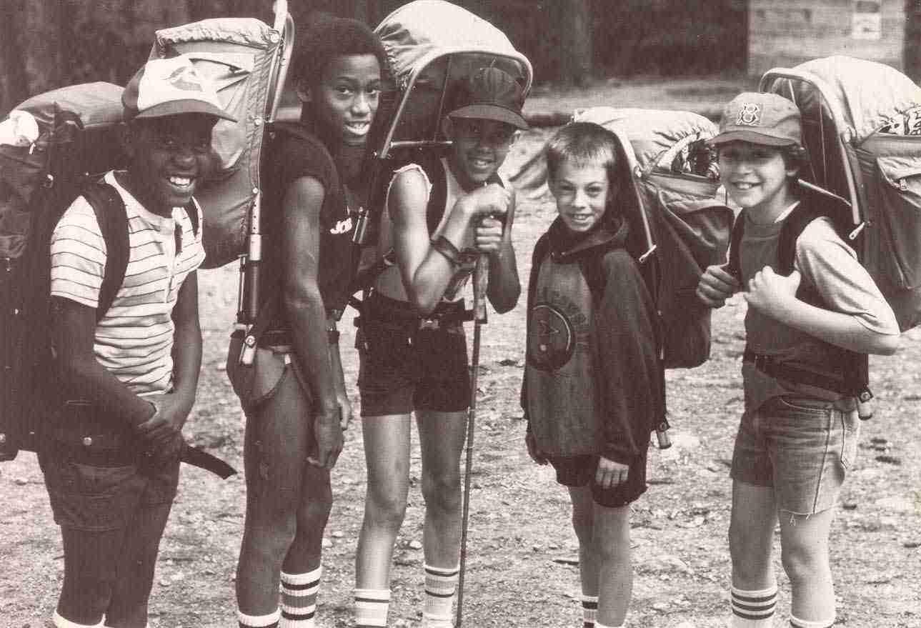 kampçı çocuklar