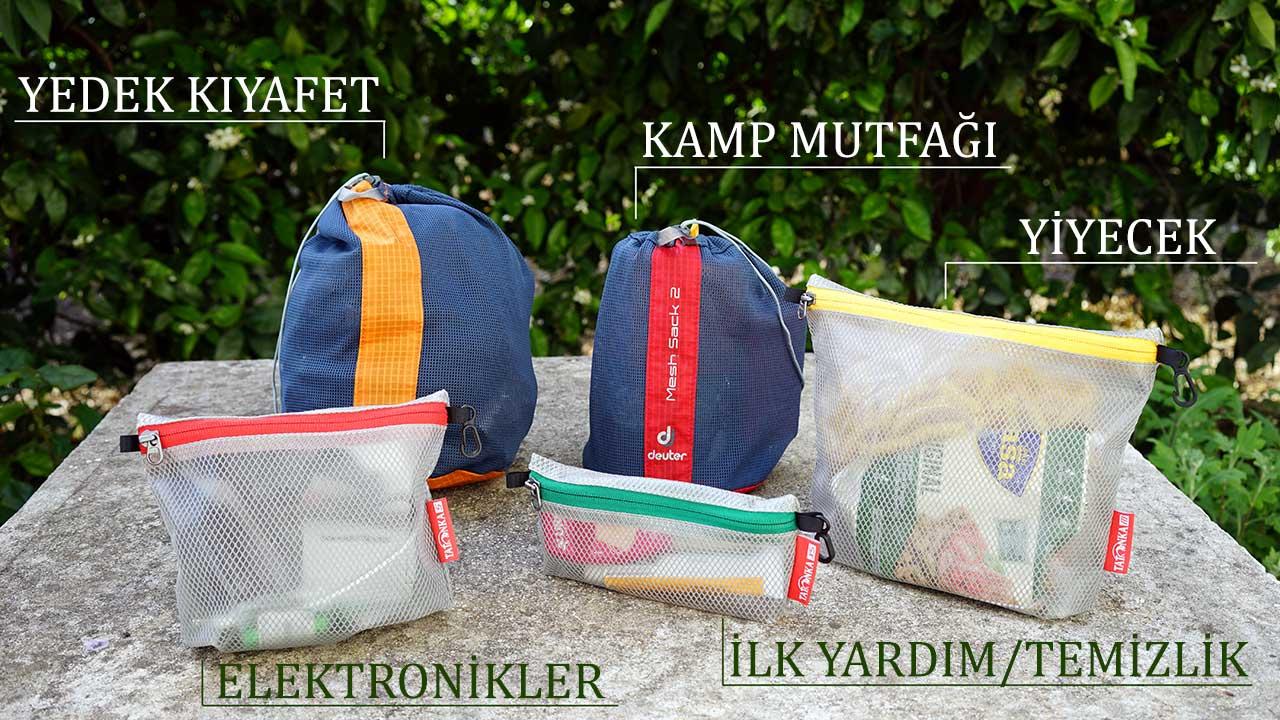 malzeme torbaları