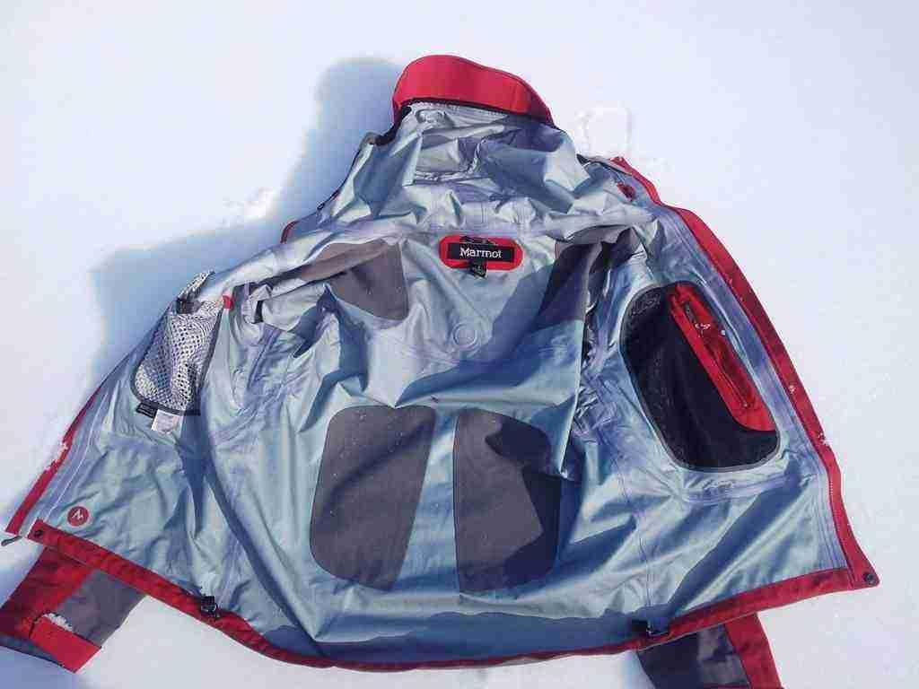 Marmot Selkirk Goretex teknik ceket