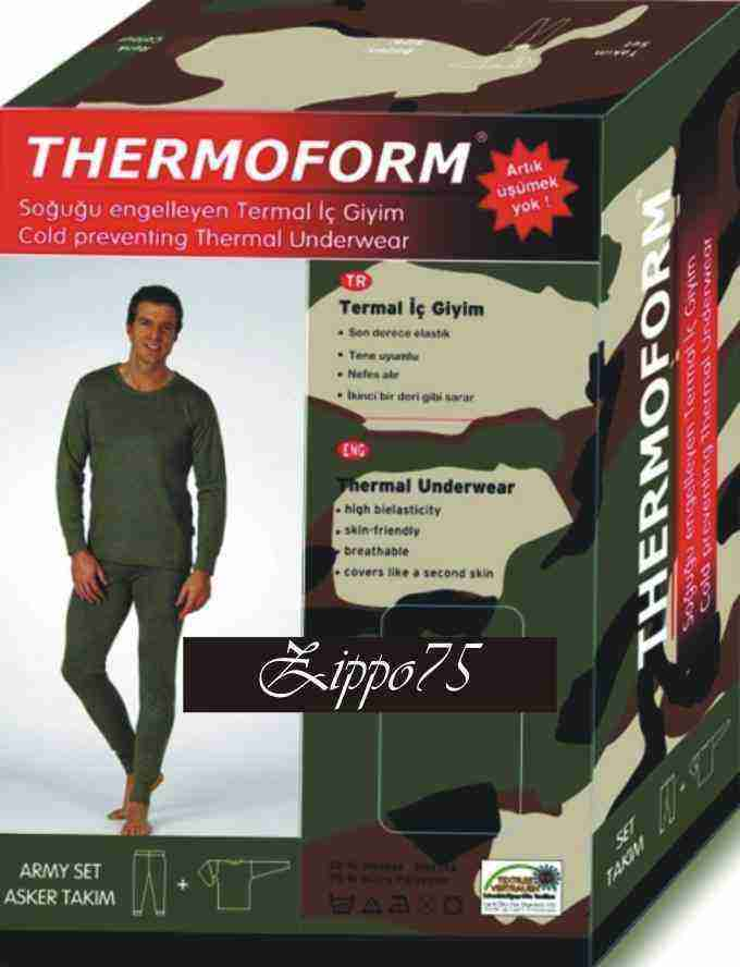 Thermoform içlik