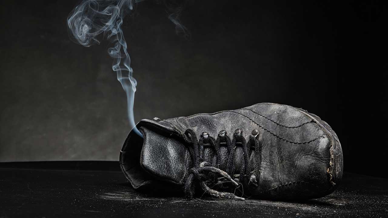 Ayakkabı ve botlarda koku