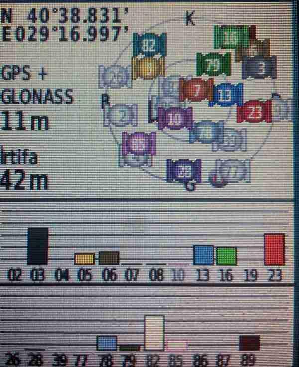 Garmin Etrex 30 glonass