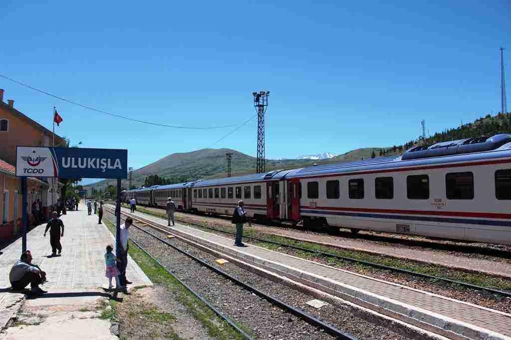 Ulukışla Tren İstasyonu