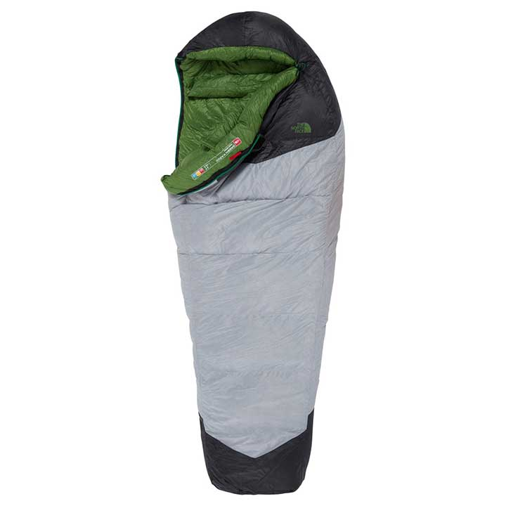 The North Face Green Kazoo uyku tulumu