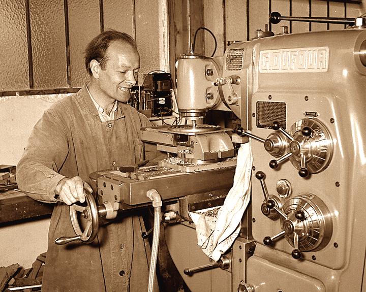 Fernand Petzl