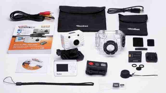 Rollei Aksiyon Kamerası
