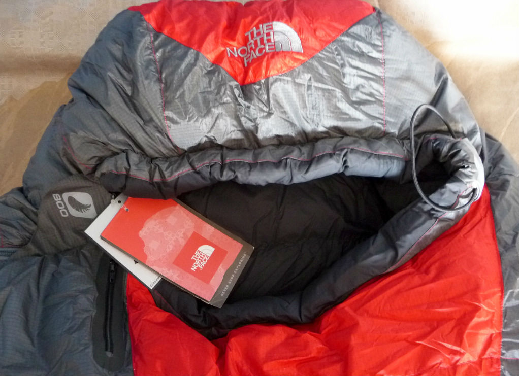 the north face inferno uyku tulumu