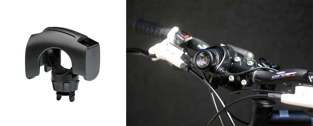 led lenser bisiklet adaptörü