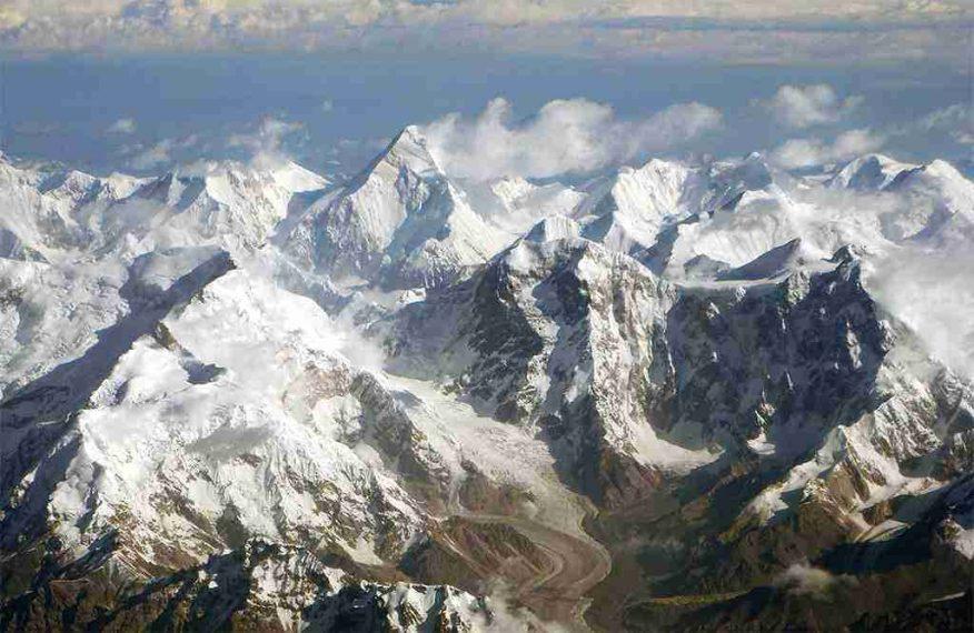 Tanrı Dağları Kırgızistan