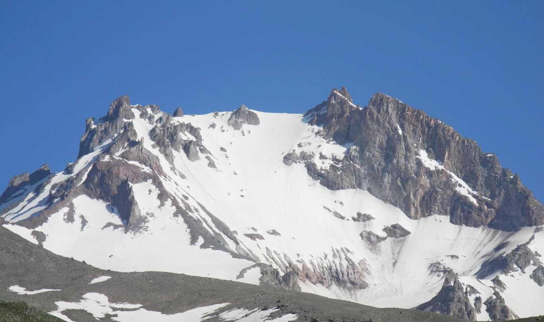 Erciyes Dağı Kuzey Yüzü