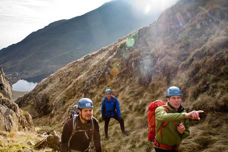 dağcılıkta liderlik