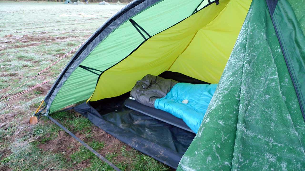 Hilleberg Unna 1 kişilik çadır