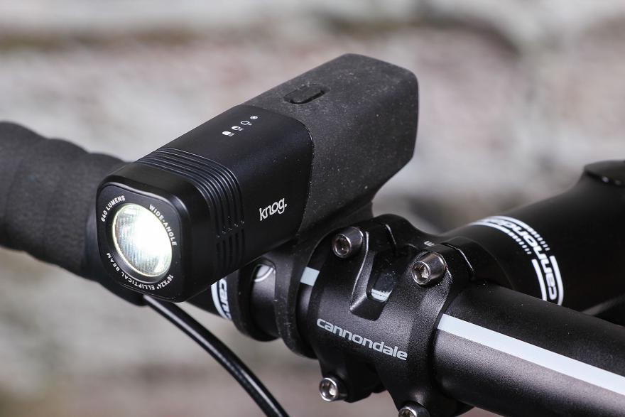 knog blinder arc 640 bisiklet farı