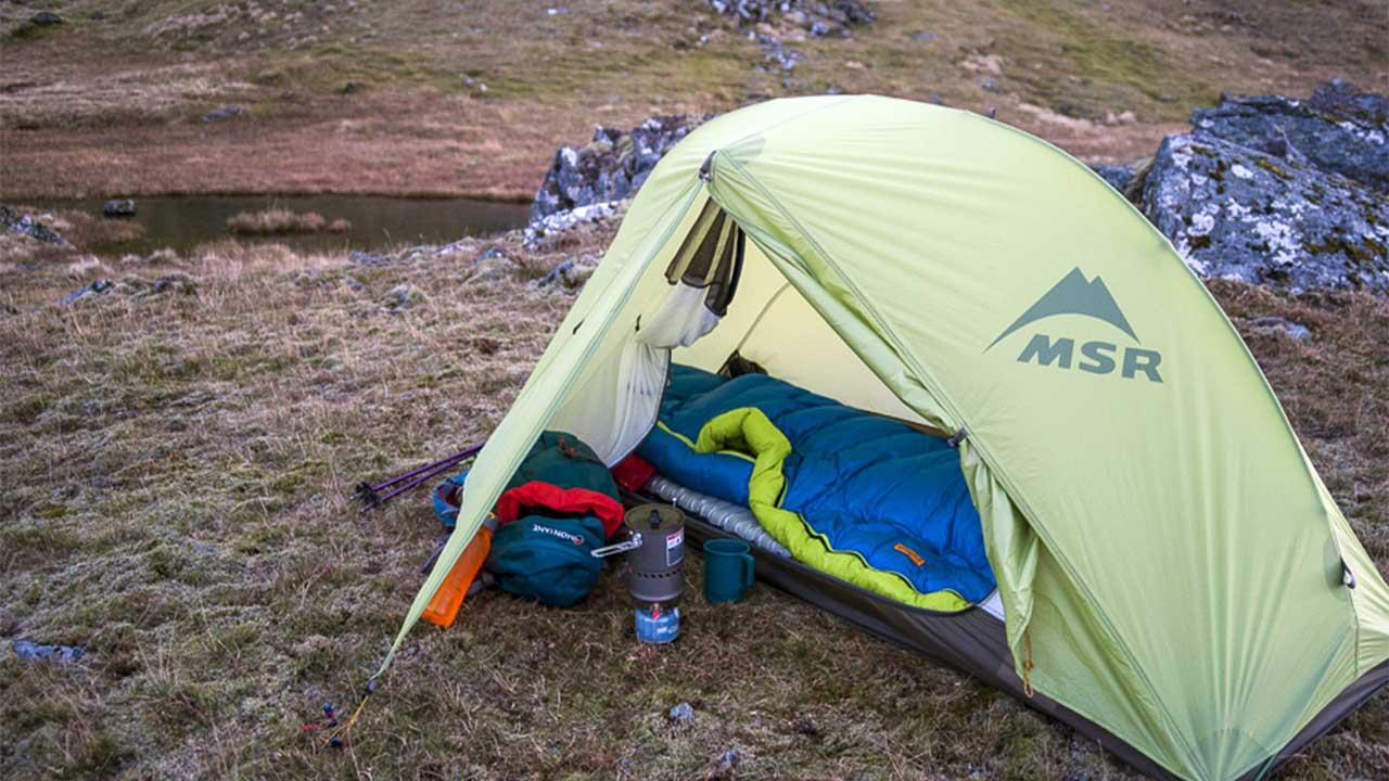 MSR Hubba HP 1 kişilik çadır
