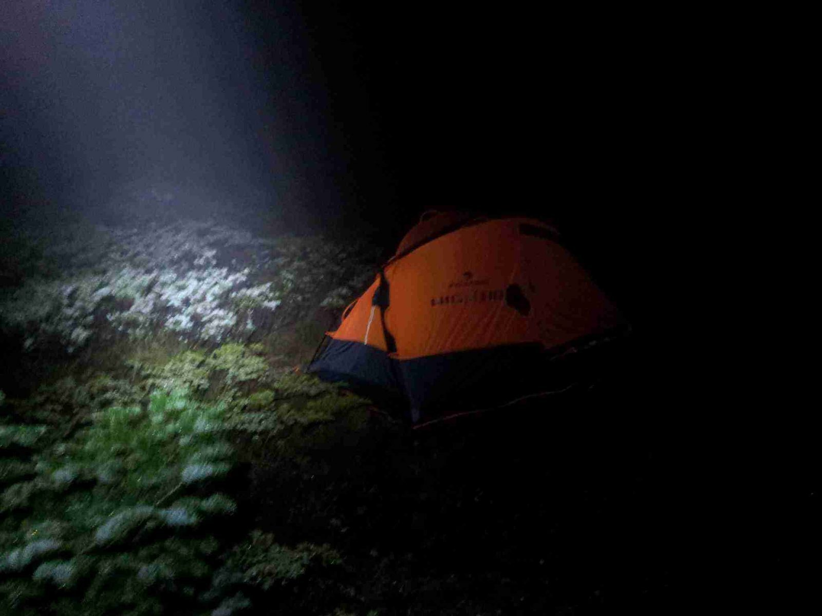 Uludağ çobankaya kamp