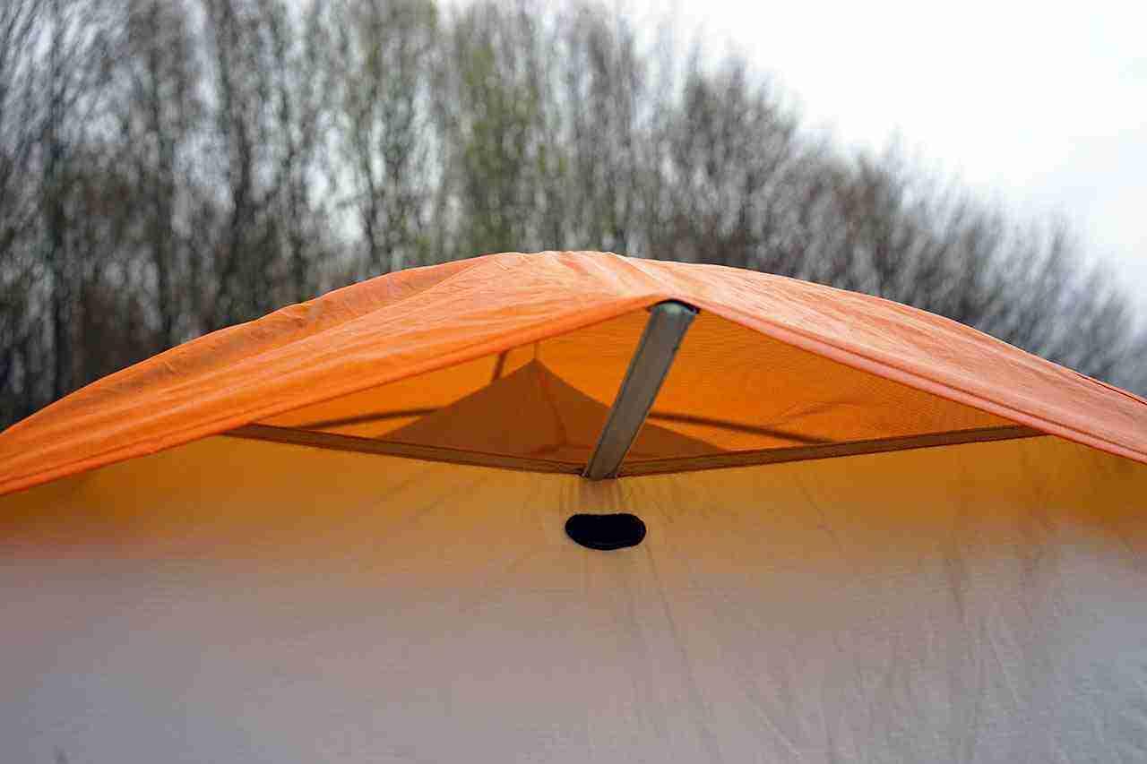 çadır havalandırma penceresi