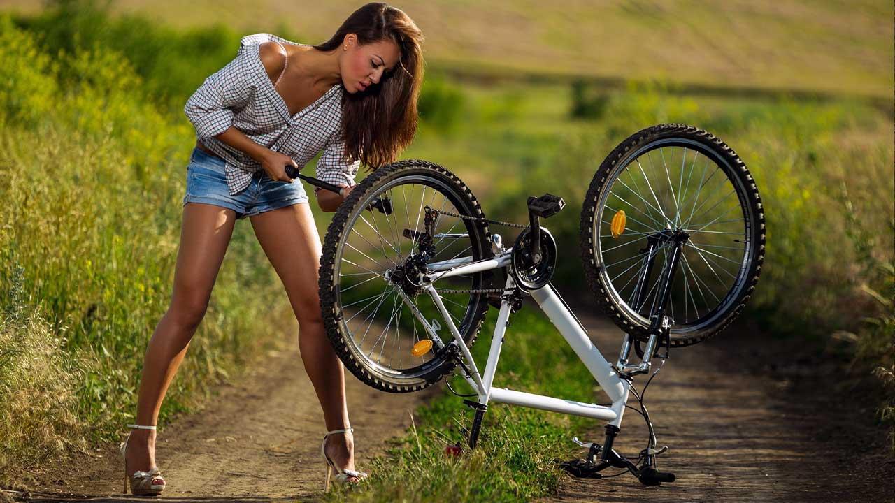 Bisiklet tamiri için gerekli aletler