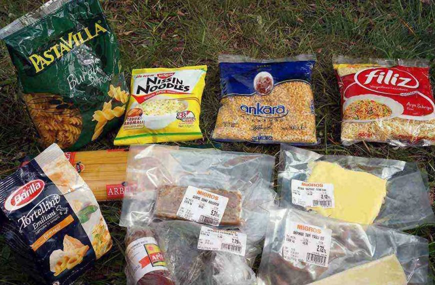 Kampta Yapılabilecek Hazır ve Pratik Kamp Yemekleri