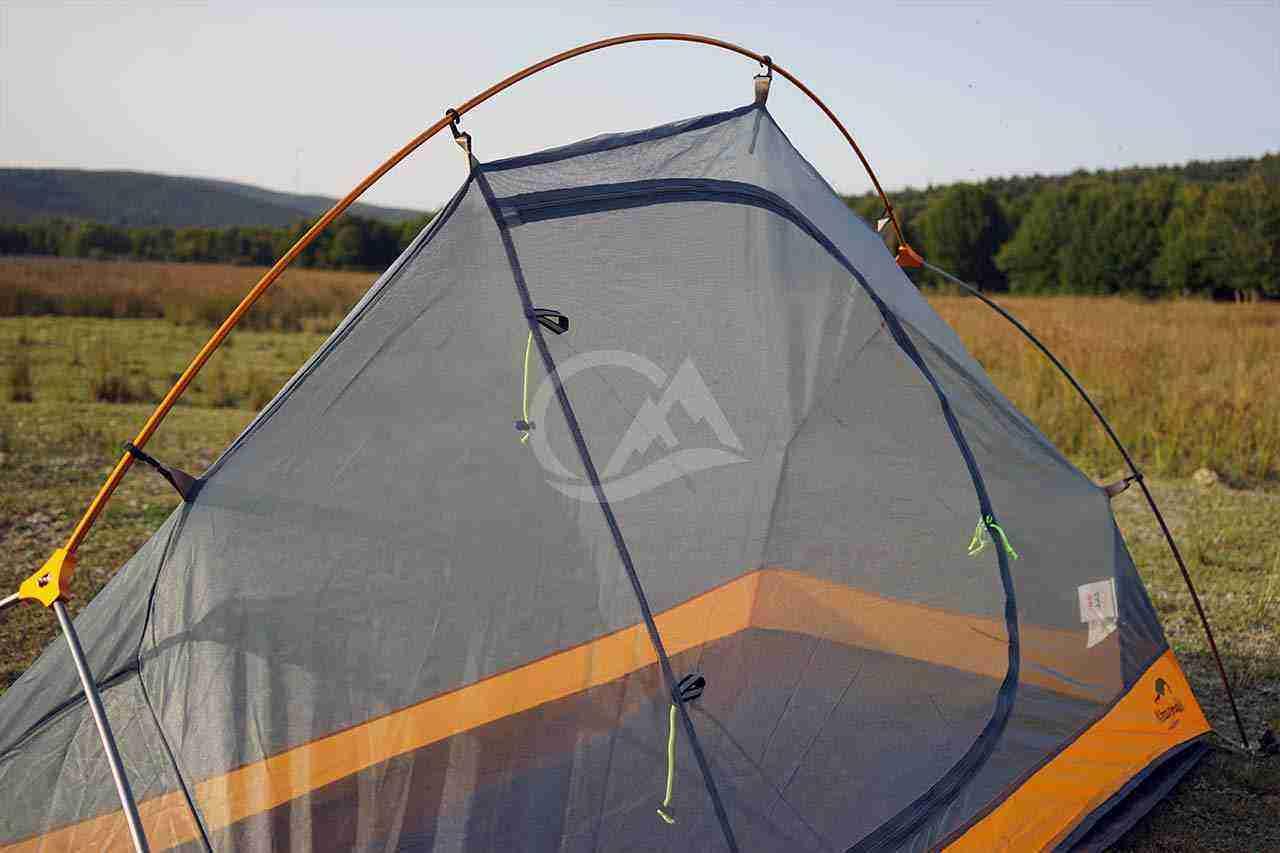 naturehike çadırın polleri