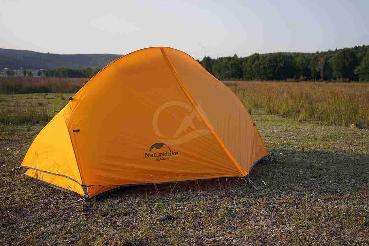 naturehike tek kişilik kamp çadırı