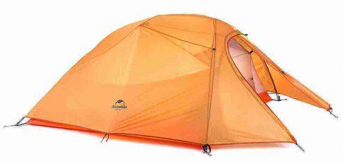 üç kişilik naturehike çadır