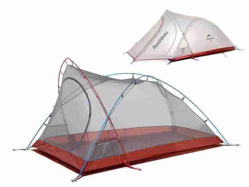 naturehike cirrus 2 çadır