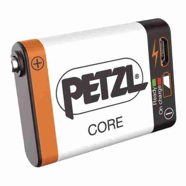 Petzl Core batarya