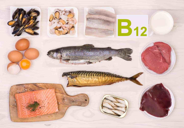 b12 içeren gıdalar