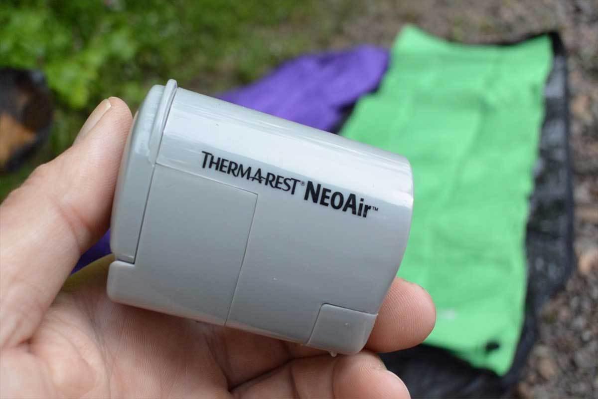 Thermarest Mini Pump