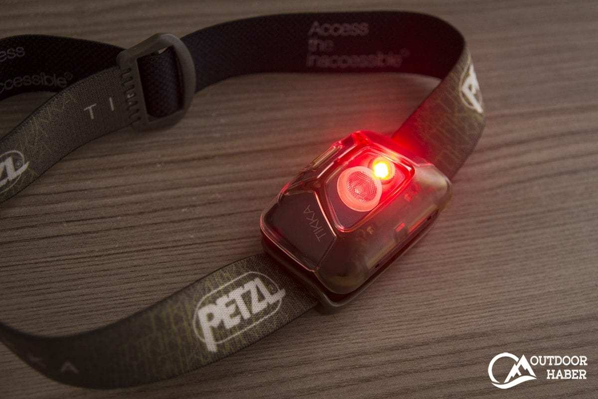 Kırmızı ışık modu