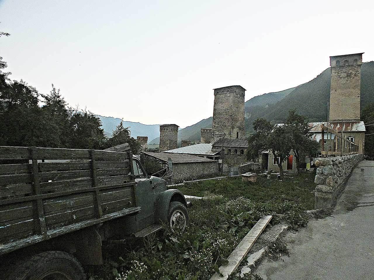 svaneti mestia gürcistan
