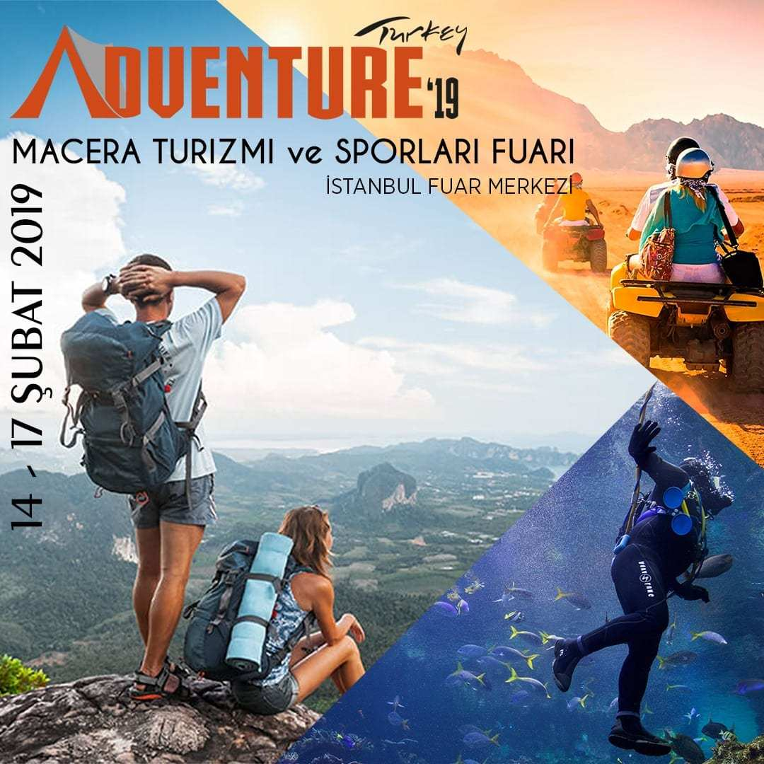 Adventure Turkey 2019 Fuarı