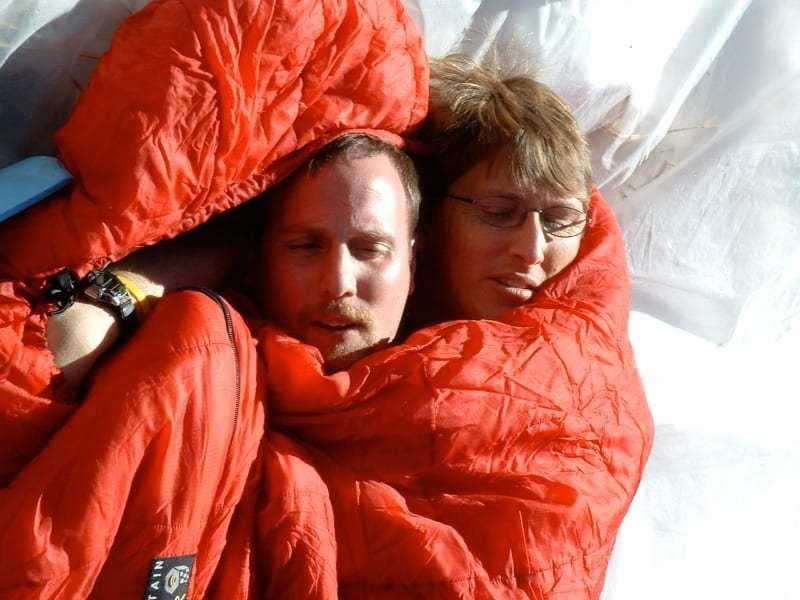 hipotermi hastasını uyku tulumunda ısıtma