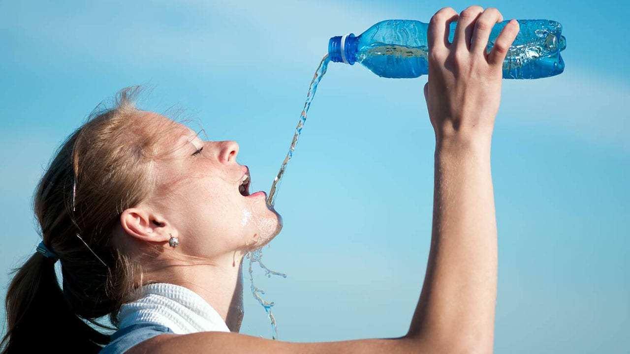 Sıcak havada su tüketimi