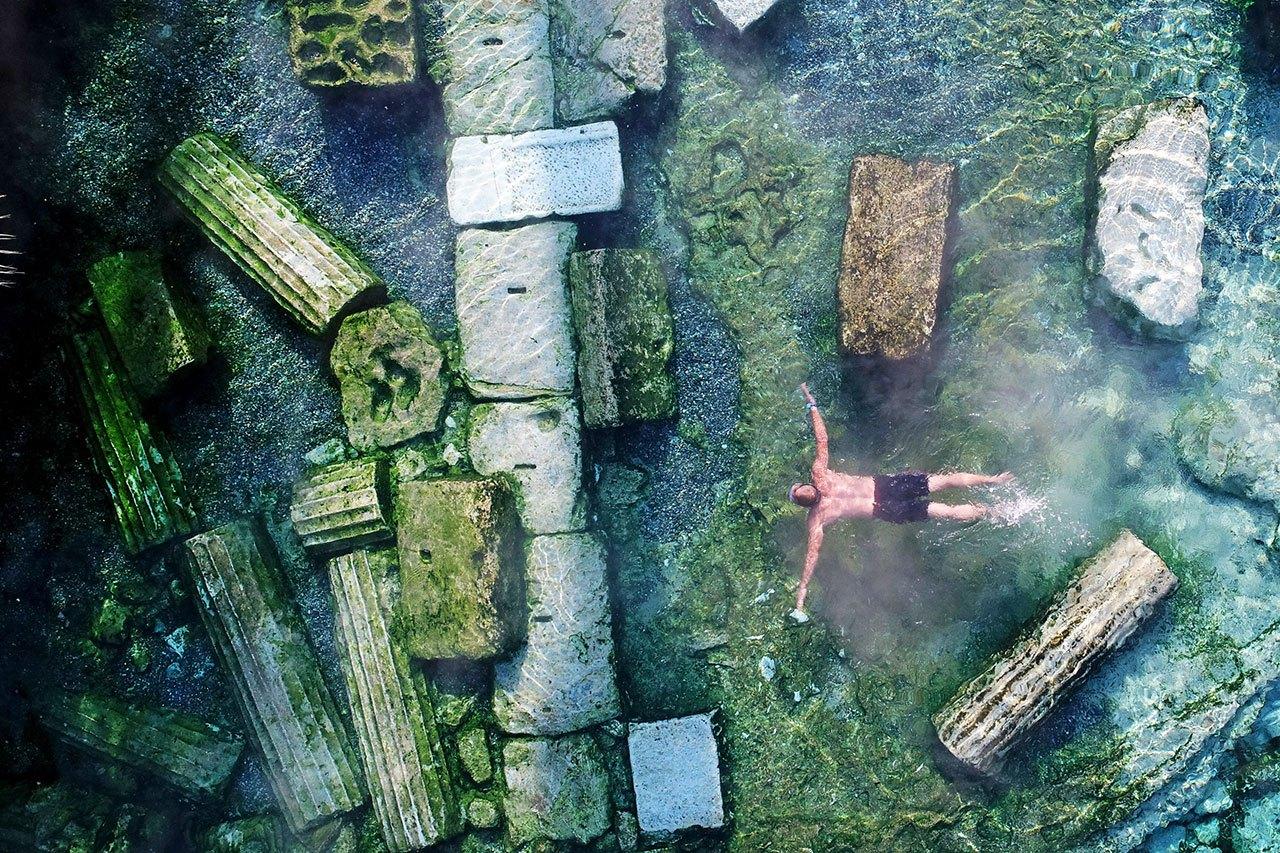 Antik Kleopatra Havuzu