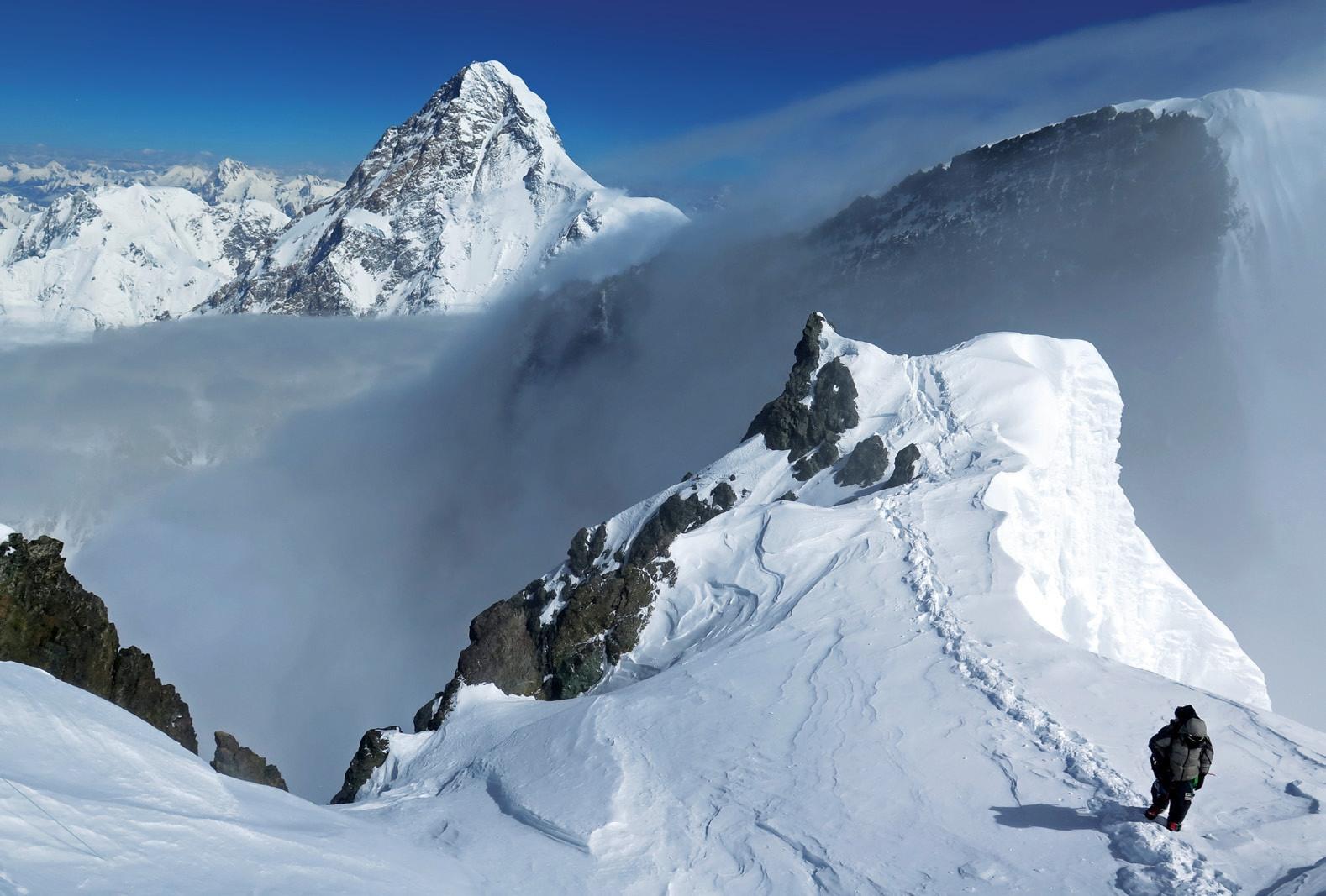 Broad Peak kuzey zirvesi