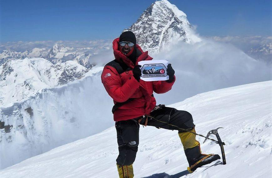Broad Peak (8047M) Çıkışı (Karakurum-Pakistan)