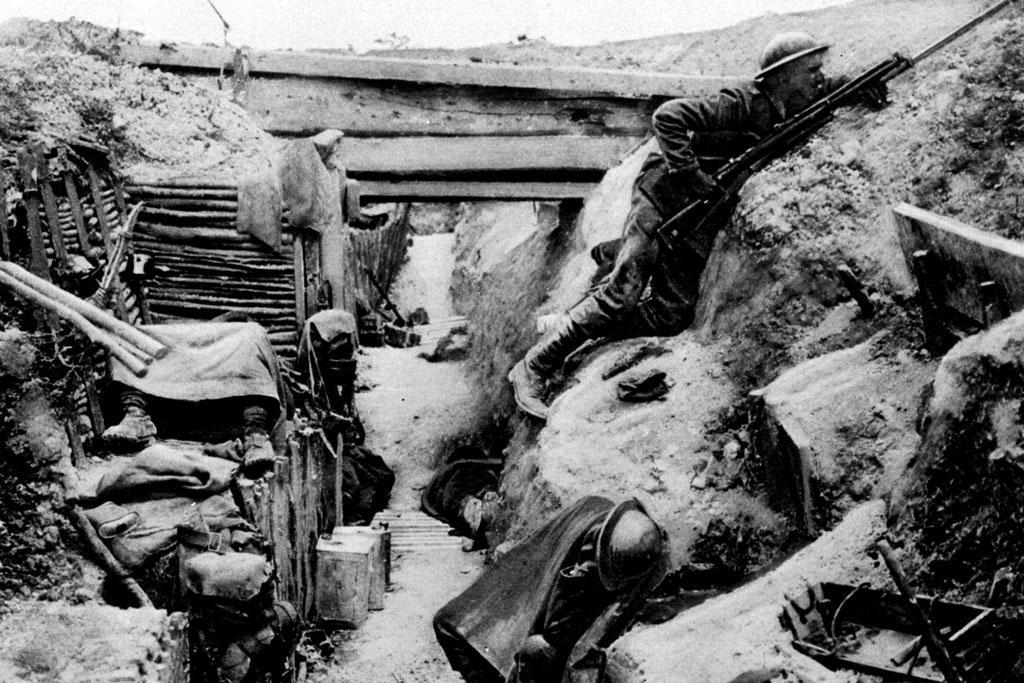 birinci dünya savaşı trençkot