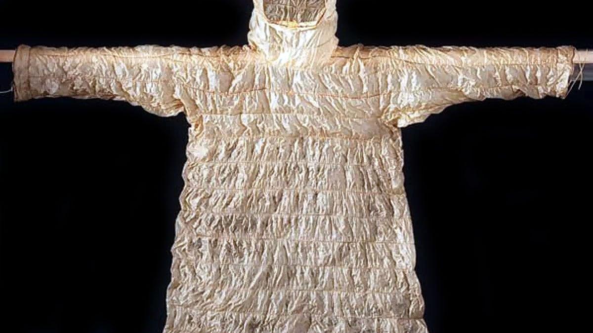 eski su geçirmez giysi teknolojisi