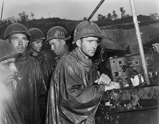 İkinci dünya savaşı Amerikan panço
