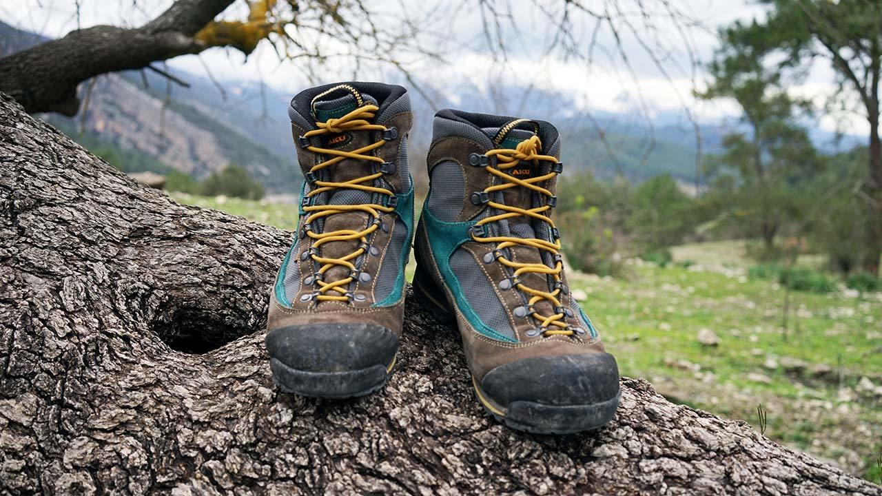 AKU Trekker Lite II GTX yürüyüş trekking botu