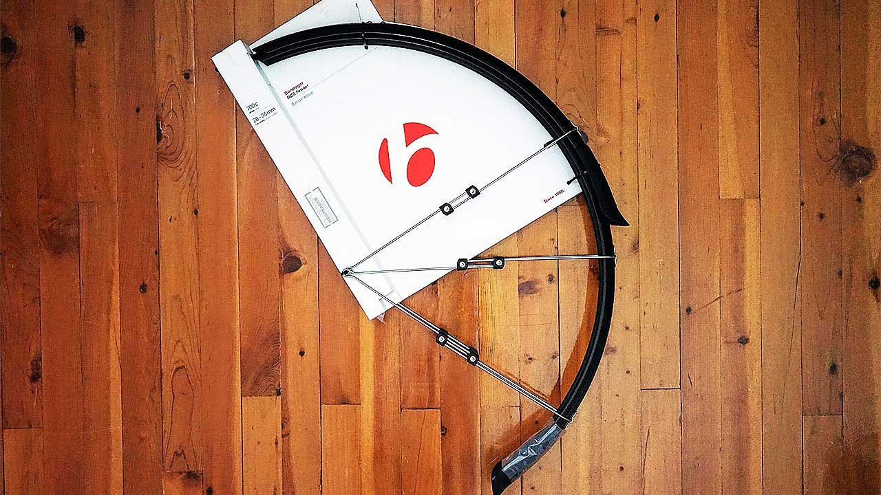 Bontrager NCS-1 Bisiklet çamurluğu