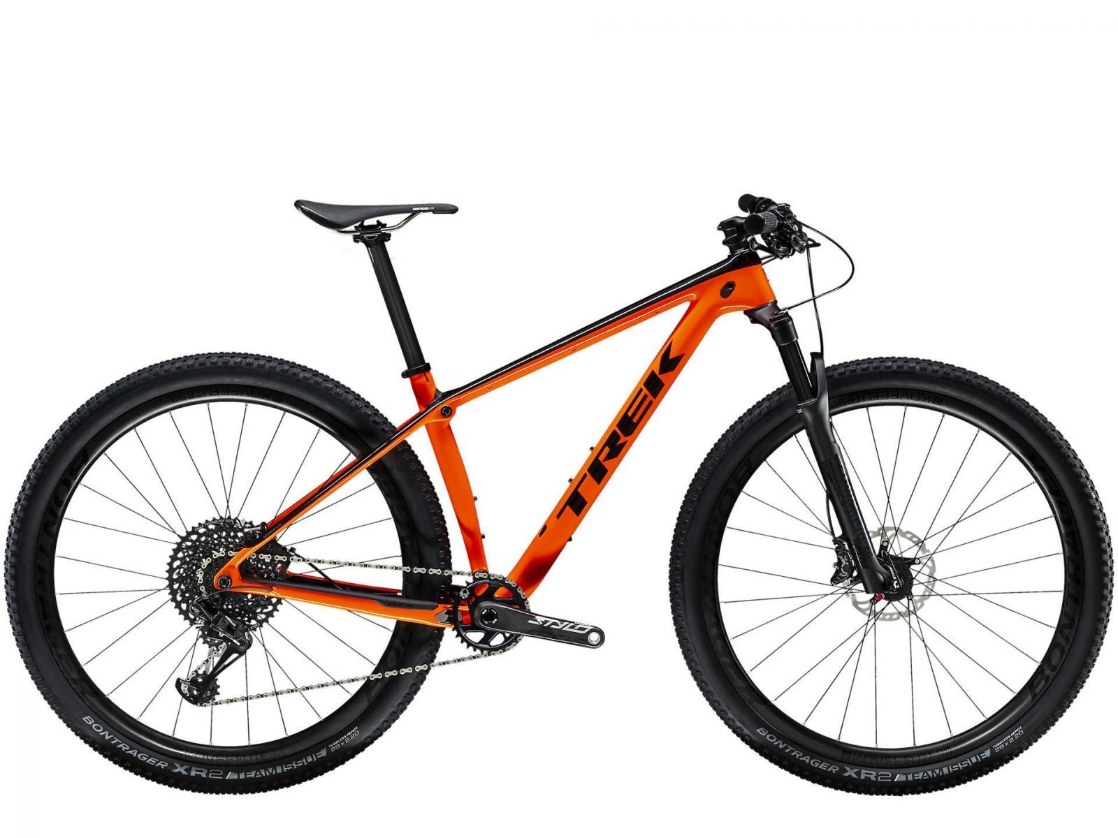 trek procaliber dağ bisikleti