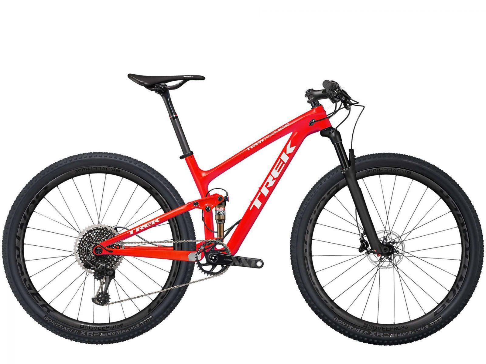 Trek Top Fuel Kır Krosu Dağ Bisikleti