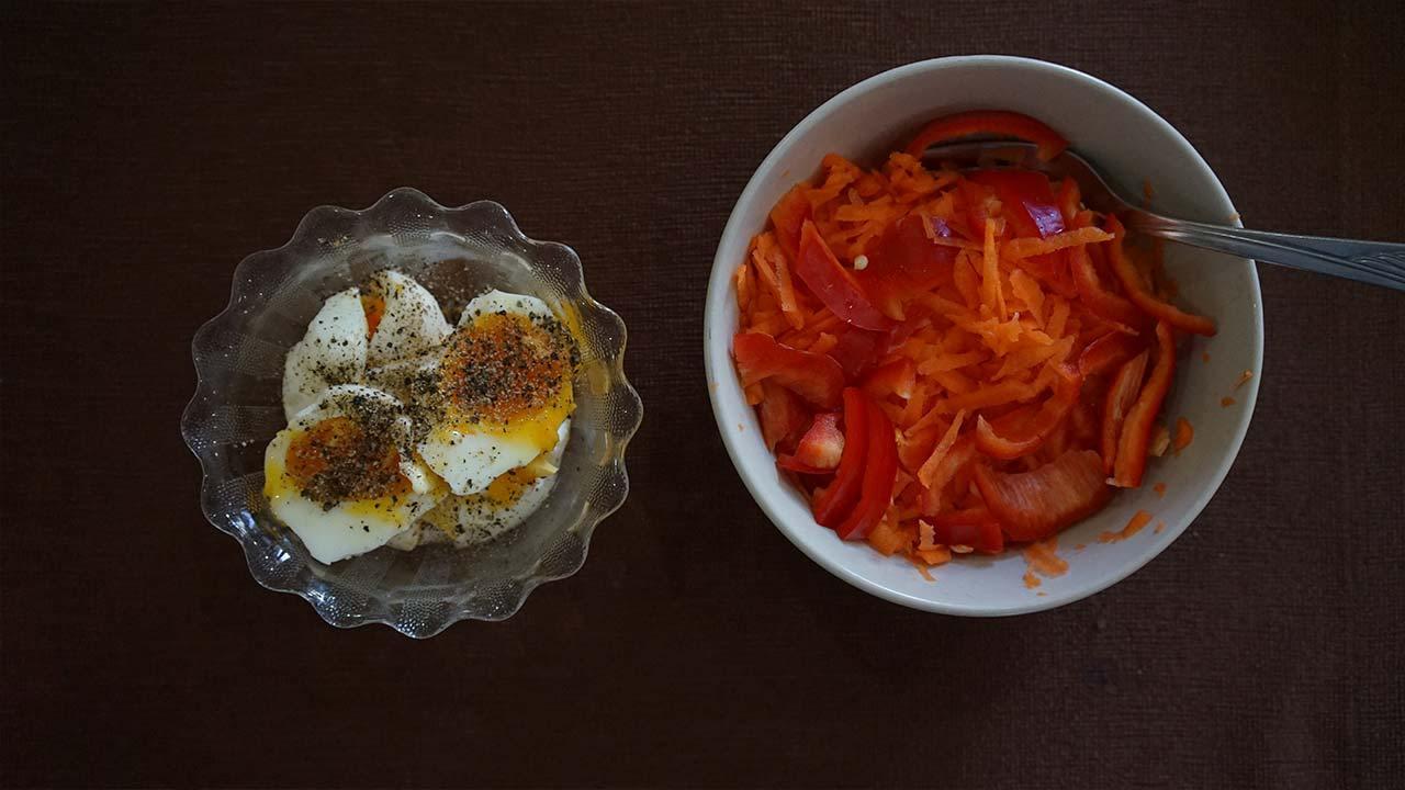 İsveç diyeti altıncı gün öğlen