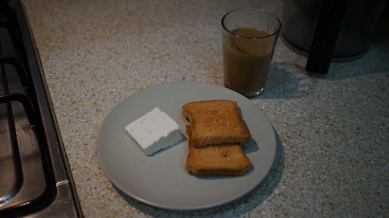 İsveç diyeti dördüncü gün sabah