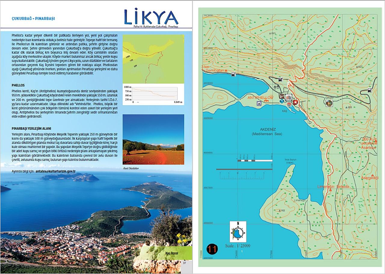 Likya yolu kitabı pdf
